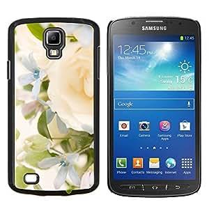Stuss Case / Funda Carcasa protectora - Yellow Rose Green Spring brillante Novia - Samsung Galaxy S4 Active i9295