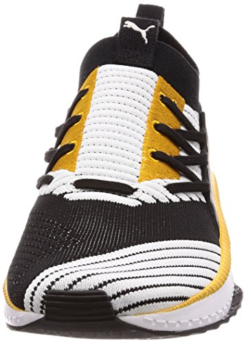 nero Jun Tsugi giallo Adulto Zapatillas Unisex Puma White Bianco qOCw558