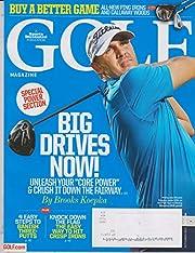 Golf September 2015 Brooks Koepka