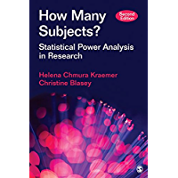 How Many Subjects?: Statistical Power Analysis in Research (English Edition)