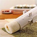 Funny DIY Expert Sushi Bazooka Kitchen Appliance Gourmet Cooking Shape Tube Easy Food Maker Molds