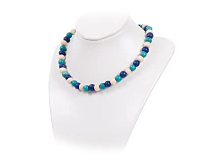 collier perle garcon