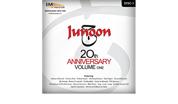 Junoon 20Th Anniversary, Vol 1 by Junoon on Amazon Music