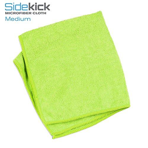 Sidekick MIDI by Brush Hero (5 ct) – Microfiber Towel for Car Wash, Car Detailing, Bike Detailing, Motorcycle Cleaning