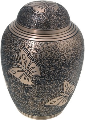 cremation urn butterfly - 9