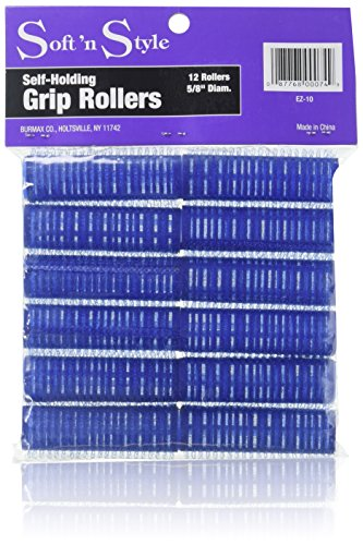Soft 'N Style Roller, Blue