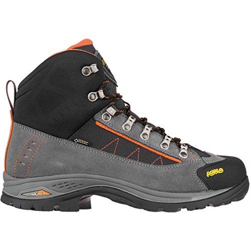 Asolo Patrol GV Boot - Men's Grey/Black, 12.0 - Asolo Black Boots