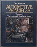 Automotive Principles, Knowles, 0130545457