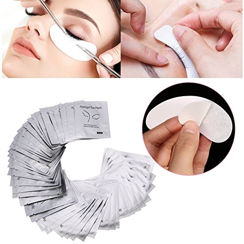 Extension Patches Eyelash Beauty Silvery