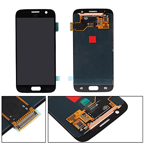 Eachbid LCD display Digitizer Touch Screen Assembly for Samsung Galaxy S7 SM G930 G930F G930A G930V G930P With 11 in 1 Tools Kits Black by Eachbid (Image #2)