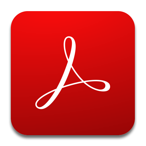 Adobe Acrobat Reader- PDF Reader and more (Word Notes)