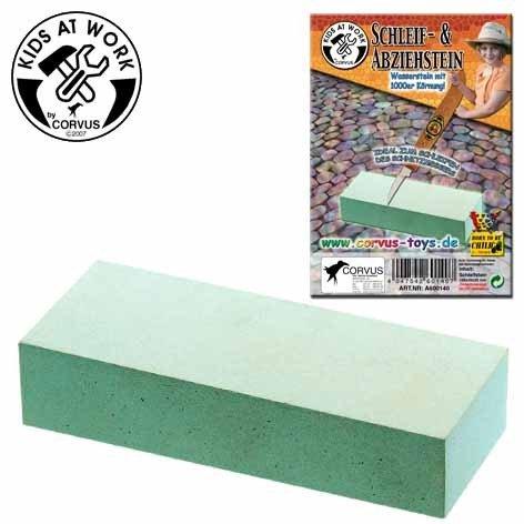 Corvus piedra de afilar (grano 1000 extra 10 x 4 x 2 cm, 1 pieza, a600140 1pieza