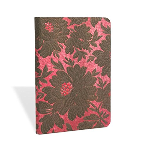 Download Black Dahlia Mini Lined Notebook (Chic & Satin) PDF