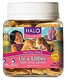 Halo Liv-A-Littles Holistic Freeze Dried Dog Treat...