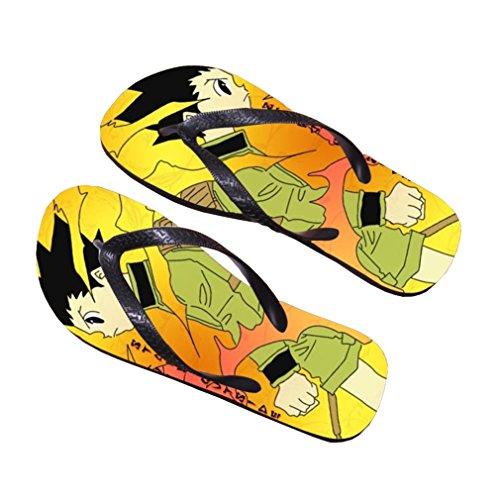 Bromeo Hunter X Hunter Anime Unisex Flip Flops Chanclas 924