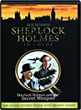 Sherlock Holmes Set - 5 Films without a clue, Private Life, Hounds of Baskerville, Dressed to Kill & Terror by night