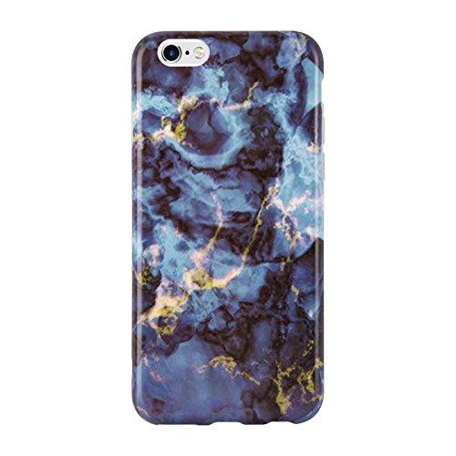 Samrick Etui de protection pour iPhone 6/6S Bleu