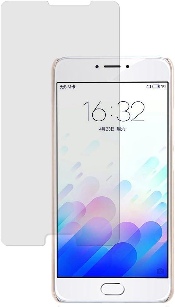 BeCool® - Protector de Pantalla para Meizu M3 Note Cristal Vidrio Templado Premium, Ultra Resistente a Arañazos, Dureza 9H: Amazon.es: Electrónica