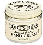 Burts Bees Hand Cream Burt's Bees Almond & Milk Hand Cream, 2 Ounces (Pack of 2)