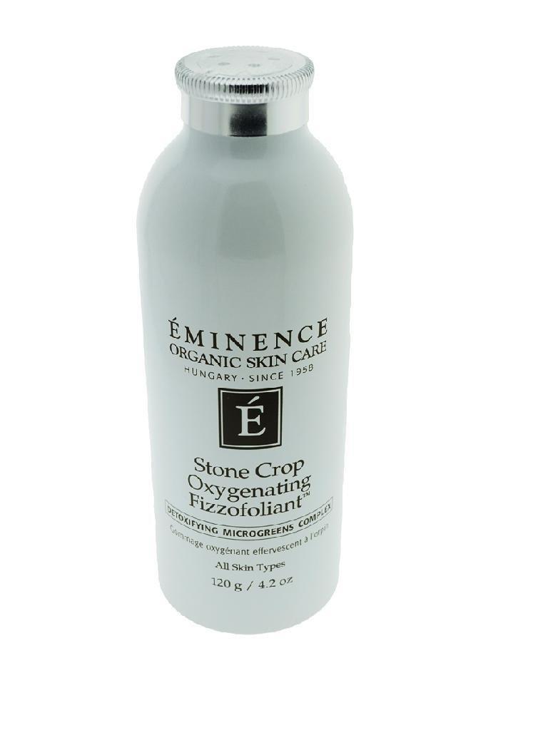 Eminence Organic Skincare Stone Crop Oxygenating Fizzofoliant, 4.2 Ounce
