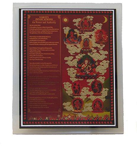 9 Deity Invocation Tablet Buy Online In Uae Feng Shui