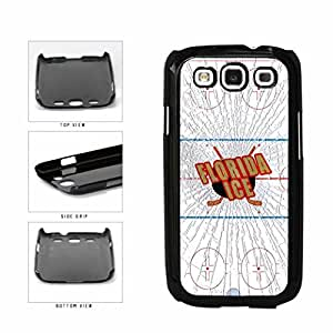 Florida Ice Plastic Phone Case Back Cover Samsung Galaxy S3 I9300
