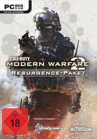 Call Of Duty: Modern Warfare 2 - Resurgence-Paket [Importación alemana]: Amazon.es: Videojuegos