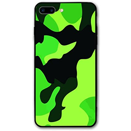 Amazon Com Pabcdef Camouflage Green Wallpaper Iphone 7 Plus