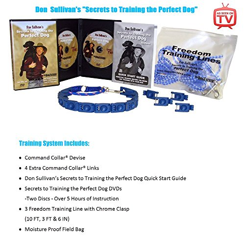 "Don Sullivan's ""Secrets to Training the Perfect Dog"" (LARGE DOG)"