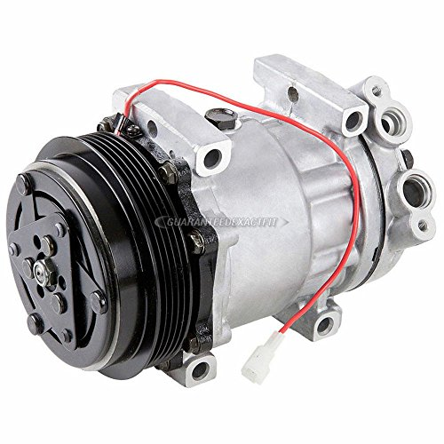 AC Compressor & A/C Clutch For Mazda 626 1998 1999 2000 2001 2002 - BuyAutoParts 60-01411NA NEW (626 Compressor A/c Mazda)