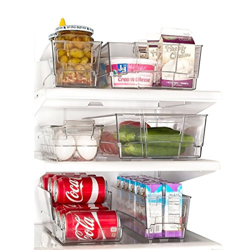 Refrigerator Organizer Set Stacking Resistant product image