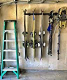 StoreYourBoard Ski, Bike, and Camping Wall Storage