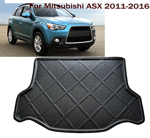 Car Boot Pad Carpet Cargo Mat Trunk Liner Tray Floor Mat Custom Fit Mitsubishi ASX 2011-2016