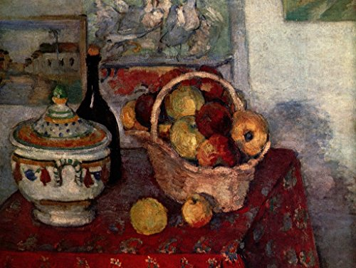 Lais Jigsaw Paul Cézanne - Still Life with Soup terrine 2000 Pieces (Soup Terrines)
