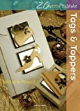 Tags and Toppers, Michelle Powell, 1844483371