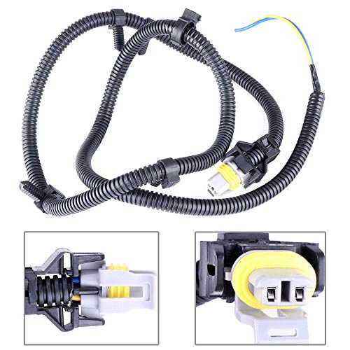 ECCPP Front Left/Right ABS Wheel Speed Sensor Compatible with Buick Century/Lacrosse/Regal,Cadillac CTS/DeVille/Seville/SRX/STS/XLR,Chevy Impala/Monte Carlo/Uplander/Venture 10340314 Set of 1