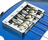 "KSM FOUNDATION Bass Bridge (4-string)""Nickel Body"