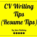CV Writing Tips (Resume Tips)