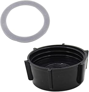 Joyparts Replacement Parts Oster Blender Jar Bottom,for Oster and Osterizer Blenders #004902-003-NP0