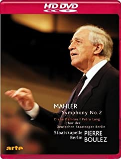 Gustav Mahler: Symphony No. 2 Resurrection [HD DVD] (B0012L2JTG) | Amazon Products
