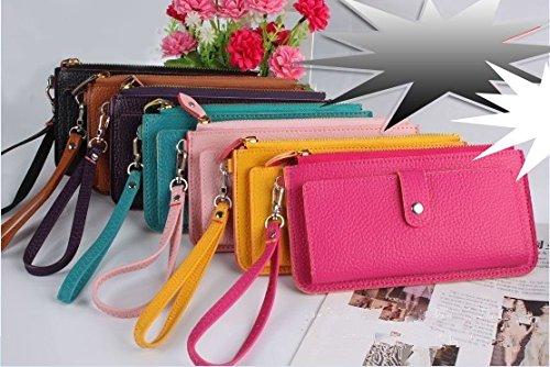 Monederos ecopiel de moda varios colores mod. patrick ...