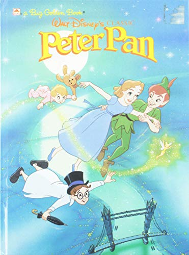 Walt Disney's Classic Peter Pan (Big Golden Book) ()
