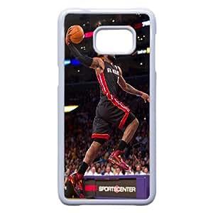 Samsung Galaxy Note 5 Edge Custom Cell Phone Case Lebron James Case Cover WQFF37940