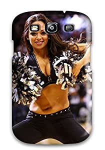 3377644K746767576 san antonio spurs cheerleader basketball nba NBA Sports & Colleges colorful Samsung Galaxy S3 cases