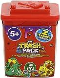 The Trash Pack Serie 4 - 2 Trashies im Mülleimer [UK Import]