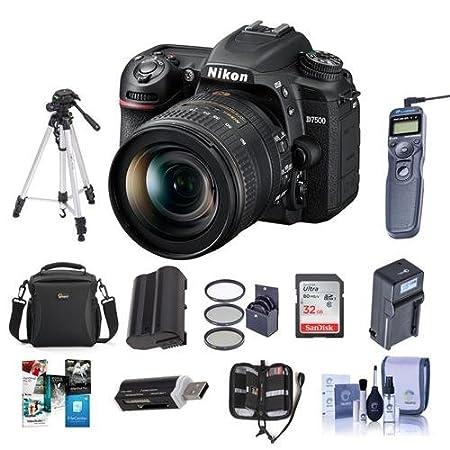 Review Nikon D7500 DSLR with