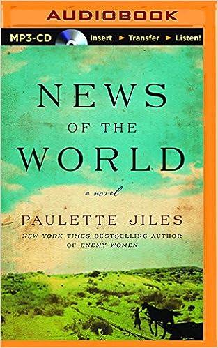 News of the World: Amazon.de: Paulette Jiles, Grover Gardner ...