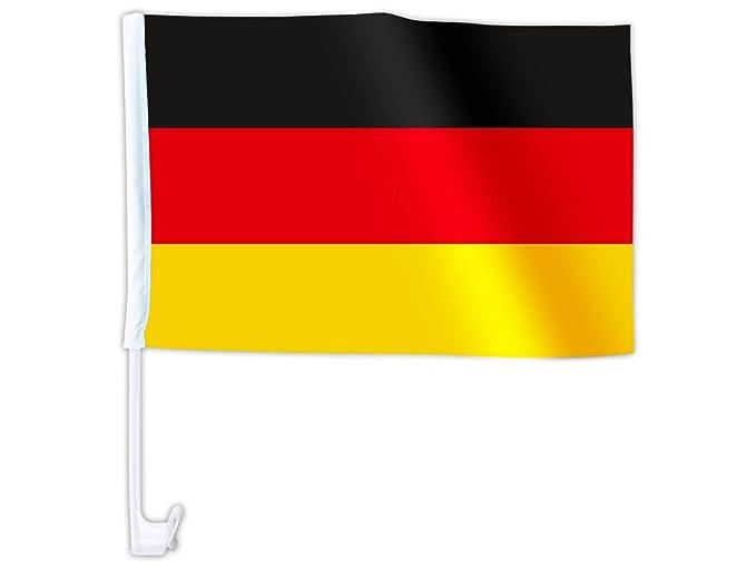 30 x 45 cm Memorabilia Fahnen Flagge 10 x Spanien Auto Fahne Autoflagge