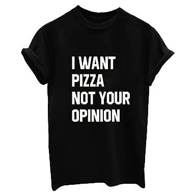 BLACKMYTH Women's Cute Graphic T shirt Funny Tops Teen Girl Tees ...