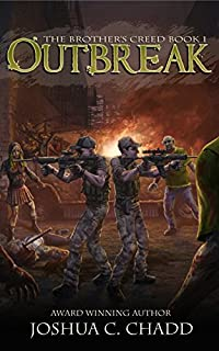 Outbreak by Joshua C. Chadd ebook deal